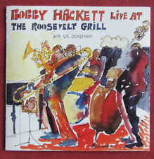 BOBBY HACKETT    CD LIVE AT THE ROOSEVELT GRILL