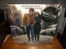 Classic Album Covers 300 Piece Puzzle, The Freewheelin' Bob Dylan, Nib, 2012