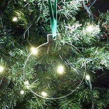 Trasparente Pallina Albero Di Natale Decorazione - confezione da dieci