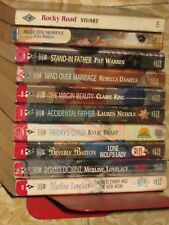 tw* SALE #13 LOT OF 10 SILHOUETTE INTIMATE MOMENTS ROMANCE Assorted Authors