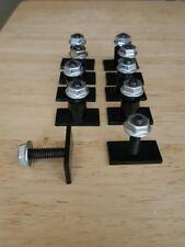 10 OEM Jeep Rocker Molding T bolts CJ5 CJ7 Scrambler Made in USA Tbolts T-bolts