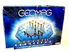 Geomag Magnetic World Magnetic Challenge Skill & Strategy Board Game Complete