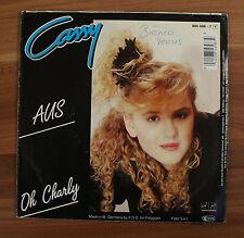 "Single 7"" Vinyl Cassy AUS + Oh Charly 1987"