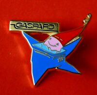 Pin's lapel pins PIN JEUX OLYMPIQUES ALBERTVILLE GASPARD Olympic games MASCOTTE