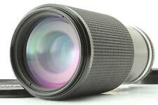 【MINT】Nikon ZOOM-NIKKOR 80-200mm f/4 MF Ai-S Lens w/ Filter from japan #387
