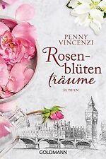 Rosenblütenträume: Roman von Vincenzi, Penny | Buch | Zustand gut