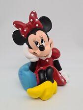 Minnie Bullyland Walt Disney Figur Spardose Handbemalt 19cm