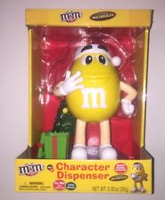 Nib-2016 M&M's Limited Edition Yellow Character Dispenser