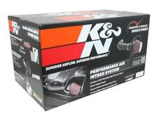 K&N 63-3082 High Performance Cold Air Intake For 2014 - 2020 GM V8 Vehicles New