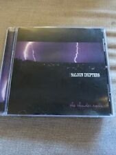 SALOON DRIFTERS-THE THUNDER ROLLS CD Signed Autographed