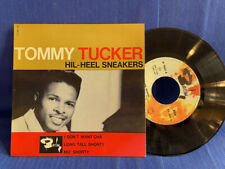 TOMMY TUCKER HIL HEEL SNEAKERS BARCLAY 70661 LANGUETT ORIGINAL FRANCE EP/45T EXC