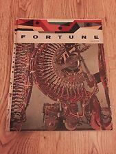 1956 Fortune April - Sinclair Oil; Borden's; Revlon Jackpot; Henry Crown