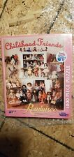 White Mountain Childhood Friends Collectible Dolls 1000 Piece Jigsaw Puzzle  New