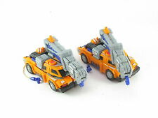 Transformers Armada Smokescreen x 2 No Minicon Or Missiles