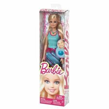 Barbie Super-estilo, vestido azul claro-New Retail Embalado T7584 BFW13