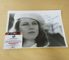 Sigourney Weaver SCI FI QUEEN Movie Actress Original Autographed Photograph COA