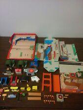 Galoob Micro Machine Playset Service Center Combat City Super City Toolbox Parts