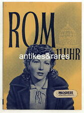 Filmprogramm: Rom 11 Uhr, Nr. 61/54