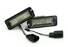 Für VW Golf 4 5 Passat 3C Polo 9N 9N3 EOS Scirocco LED Kennzeichen Beleuchtung