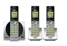 3-Handset Cordless Phone Digital System Dec 6.0 ID Call Waiting Home Office Set