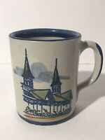 Louisville Stoneware 108th Running Of The Kentucky Derby Cup Mug 1982