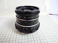 INDUSTAR-61 L/D 2.8/55 mm made in USSR Leica lens M39 Zorki FED RF 1989 release