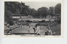 Open Air Swimming Pool, Roundhay Park, Leeds