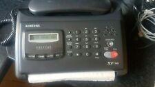 More details for samsung sf-150 fax machine