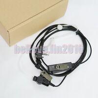 2-wire Surveillance Earpiece mic For Vertex  VX168 VX261 VX351 VX354 Radio