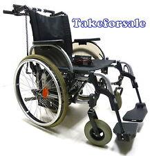 Rollstuhl Otto Bock Start XL160kg SB50 Schiebehilfe Rollschub Heymer Move TFS706