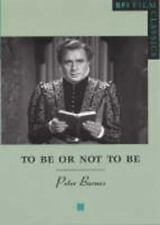 Barnes P.-To Be Or Not To Be  (UK IMPORT)  BOOK NEW