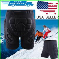 3D Padded Protective Shorts EVA Gear Hip SELL Skiing Skating Snowboard Cycling