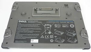 New in Box! E6400 E6420 XFR Extended External Rugged Battery - W476P p/n 0U128K