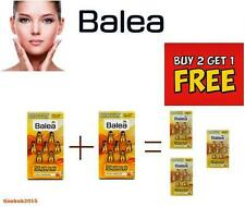 BALEA Concentrate Anti-Wrinkle with Q10,Ginseng and Vit.E, 3x7 caps