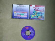 THE LEARNING COMPANY * TREASURE COVE! * CD-ROM SOFTWARE GAME