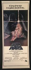 Original Star Wars Poster Lobby Card 1977 Lucasfilm Rare 1970's Movie Pin-up 70s