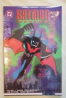 Batman Beyond CONTROL ORDER NEW TPB Trade TP 1st Appearance Origin OOP Joker DC