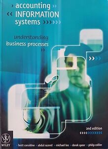 Accounting Information Systems: Understanding Business Processes Wiley 2nd Editn