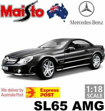Mercedes Plastic Contemporary Diecast Cars, Trucks & Vans