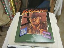 The Adventures Of Indiana Jones , Role Playing Game , Vintage