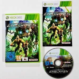 NAMCO Microsoft XBOX 360 Spiel ENSLAVED dt. PAL Action Adventure/Science Fiction