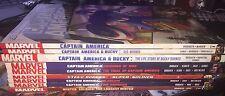 Lot of 9 Brubaker Captain America/Winter Soldier Graphic Novels! tpb Omnibus