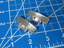Pair Aluminum Part E1 Axle Mount Bracket Tamiya 1/10 RC Juggernaut 1 2 Ford F350