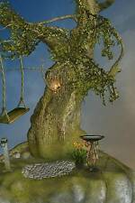 Journal Your Life's Story: Green Oak Swing Garden Journal, Lined Journal, Diary