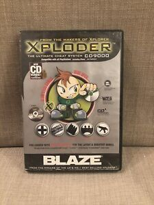 XPLODER - CD9000 Ultimate Cheat System PlayStation PS1 **with Manual