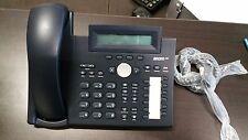 Snom 320 DIgital Display Phone in Black Refurbished 1Yr Warranty