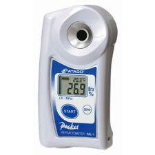 ATAGO Digital Hand-held Pocket Refractometer PAL-1 EMS From Japan