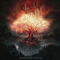 KURGAN - YGGDRASIL BURNS   CD NEW