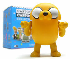 "Titans CARTOON NETWORK Series 2 JAKE THE DOG 3"" Vinyl Figure Adventure Time"