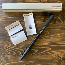 Bogen Manfrotto Digi 676B Professional Monopod, Made in Italy